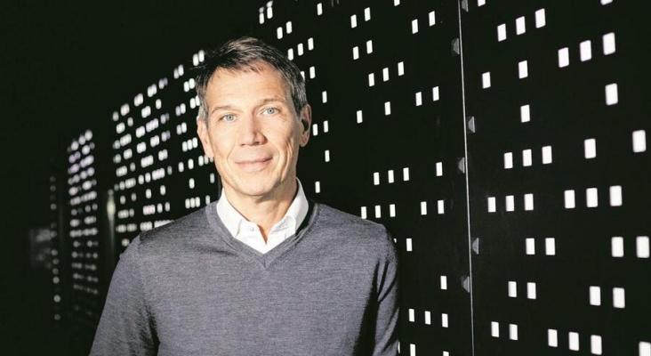 René Obermann, codirector para Europay miembro de la Junta de Airbus  Foto handelsblatt.com