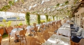 Imagen del interior del restaurante Dior at Alto | Foto standard.co.uk / Dior