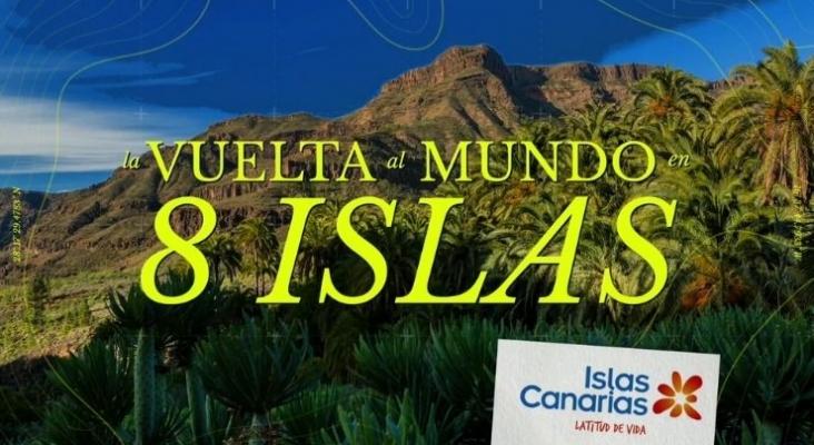 Canarias trata de captar al viajero de destinos exóticos y de naturaleza con su nueva campaña | Captura de pantalla video publicitario en Youtube @IslasCanariasOficial