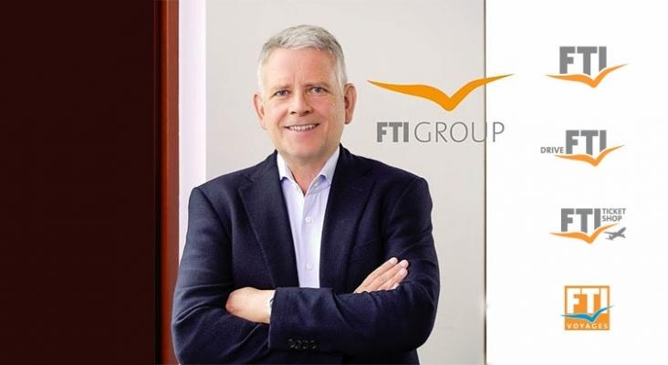 FTI estrena logotipo para el reinicio de la actividad turística - Ralph Schiller