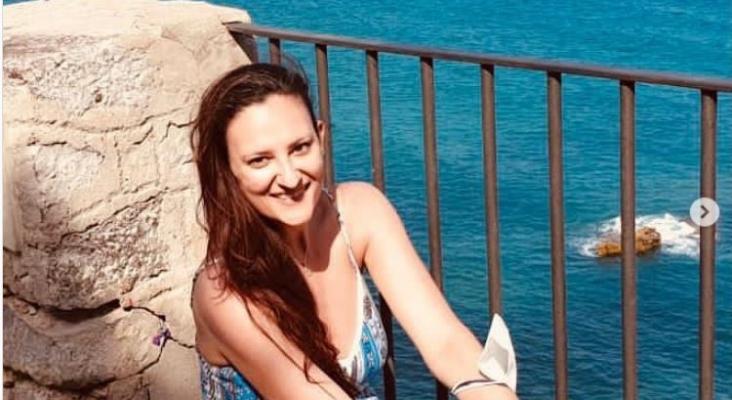 La primera sanitaria premiada con unas vacaciones gratis aterriza en Ibiza|Foto cedida por Cristina Sánchez al Instagram de 'Together for Healthcare Heroes'