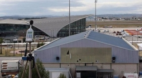 Plano general del aeropuerto de Manises | Foto: europapress.es
