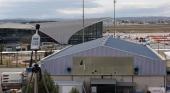 Plano general del aeropuerto de Manises   Foto: europapress.es
