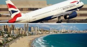 La llegada significativa de turistas británicos se retrasa hasta al menos agosto