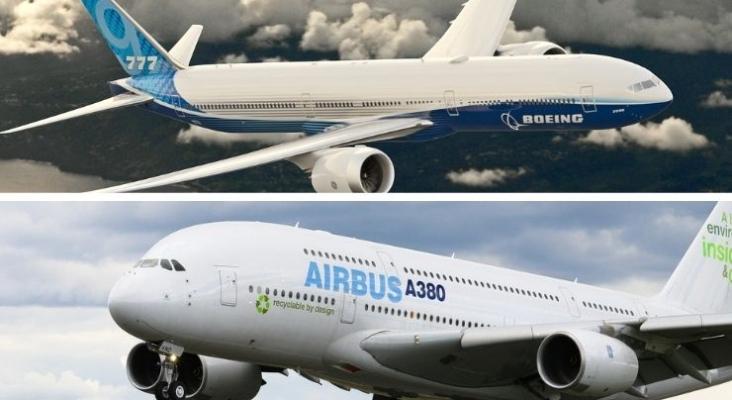 Estados Unidos y la Unión Europea ponen fin a la guerra arancelaria entre Boeing y Airbus