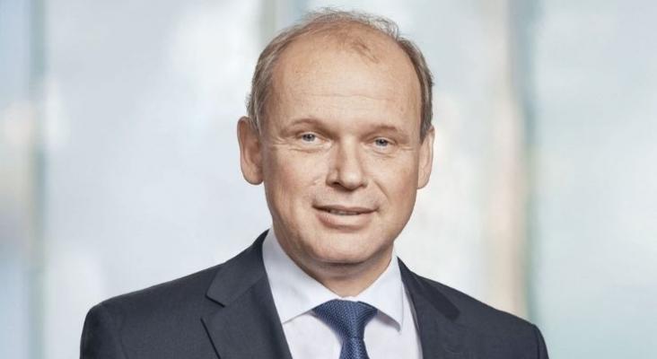 Sebastian Ebel, director financiero de TUI Group |TUI