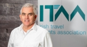 Paul Hackett, nuevo presidente de ITAA   Foto: ttgmedia.com