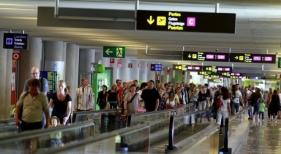Imagen del Aeropuerto de Palma (Mallorca)
