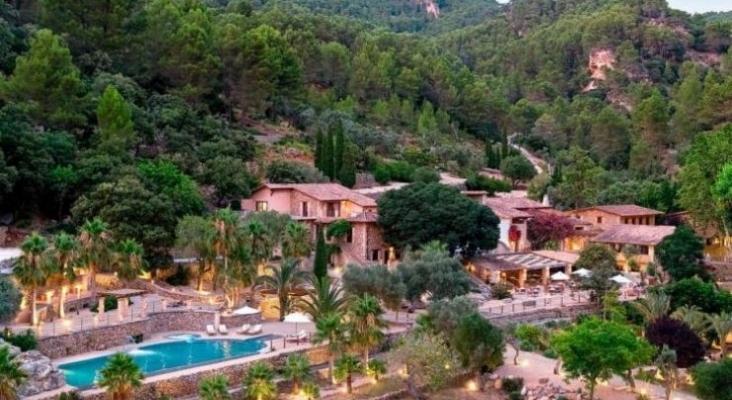 Primer hotel del matrimonio Fluxà-Cross   Imagen ultimahora.es