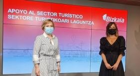 Vizcaya lanzará una segunda edición del bono turístico, entre otras ayudas al sector |Foto bizkaiagaur.com