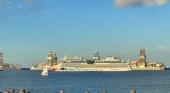 La temporada de cruceros de Canarias, que empieza en octubre, baraja cifras superiores a las de 2019. Foto Tourinews