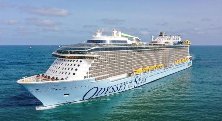 Nuevo crucero de Royal Caribbean, Odyssey of the Seas | Foto Royal Caribbean