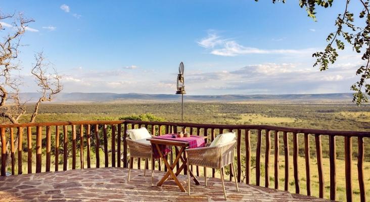 Melia Serengeti Lodge, en Tanzania, galardonado con el Best of Best Traveller Choice Award