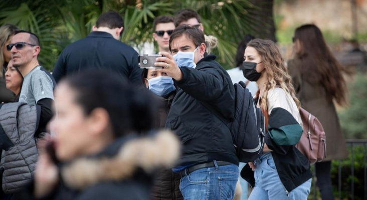España dejará de exigir la mascarilla en exteriores a partir del 26 de junio