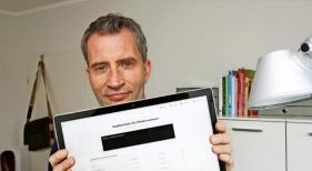 André Exner, Director Customer & Common Analytics de TUI Group | Foto vía haz.de