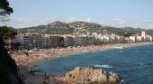 Playa de Lloret de Mar, Girona