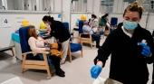 Los madrileños encuentran la solución para vacunarse antes de sus vacaciones   Foto: Comunidad de Madrid (CC BY-NC-SA 2.0)