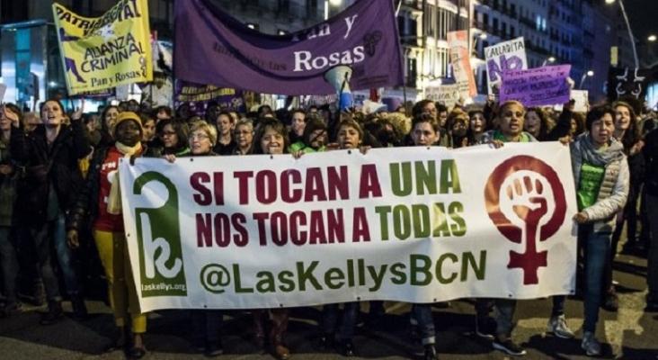 Las Kellys amenazan con ir a huelga si no mejoran sus condiciones laborales| Foto: laskellys.wordpress.com
