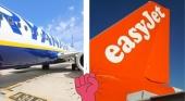 Ryanair e easyJet refuerzan capacidad desde Reino Unido hacia Baleares con miles de asientos