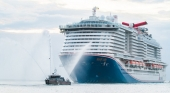 Las compañías de cruceros se hunden en Bolsa tras los contagios de pasajeros en los barcos | Foto: Carnival