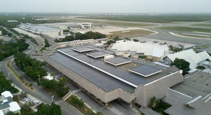 El Aeropuerto de Punta Cana ya ahorra dos mil toneladas de CO2 al mes