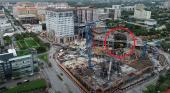 Un hombre se resiste a vender su casa para un megaproyecto que incluye un hotel en Miami (EE. UU.) | Foto: theplazacoralgables.com