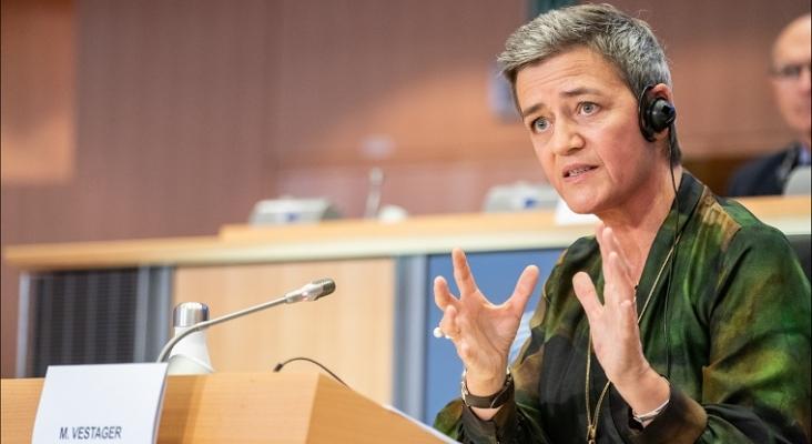 La Comisión Europea investiga si la compra de Air Europa por IAG limita la competencia | CC-BY-4.0: © European Union 2019 – Source: EP