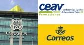 Edificio principal de Correos, Madrid (CC BY 3.0). Www.ceav.info