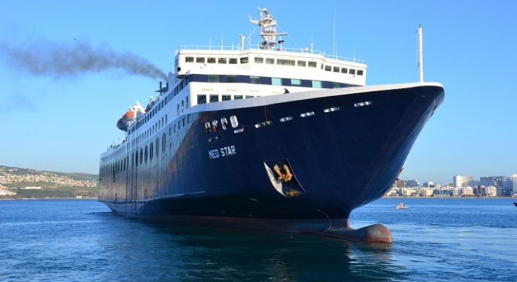 La naviera marroquí Intershipping lanza la ruta Portimão (Portugal) - Tánger (Marruecos) | Foto: Intershipping