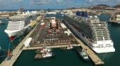 El mayor operador de terminales de cruceros postula para explotar los puertos de Las Palmas