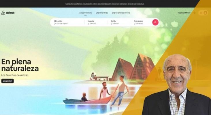 la increible historia de Airbnb