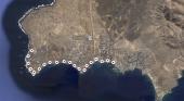 El nuevo informe de Costas tumba el Plan General de Yaiza (Lanzarote), aprobado hace 33 años | Foto: satélite Playa Blanca (Yaiza)