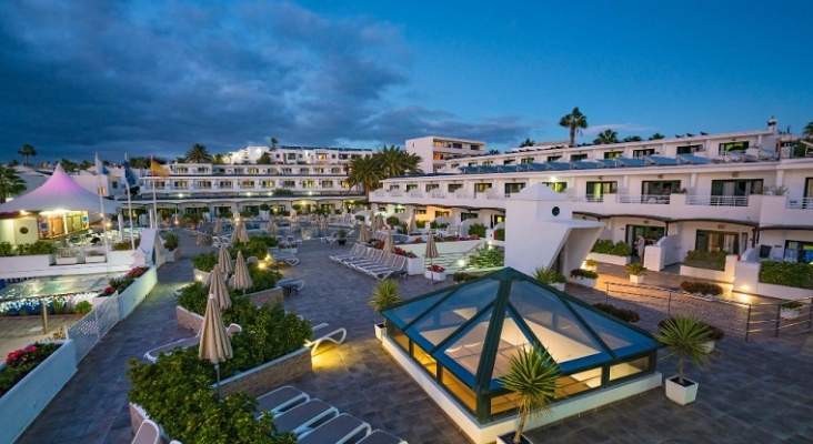 """""""Nuestro hotel familiar de Playa Blanca (Lanzarote) ya alcanza una ocupación del 70%""""   Foto: Hotel Lanzaplaya"""