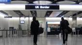 Control de frontera de Reino Unido Foto dannyman (CC BY 2.0)