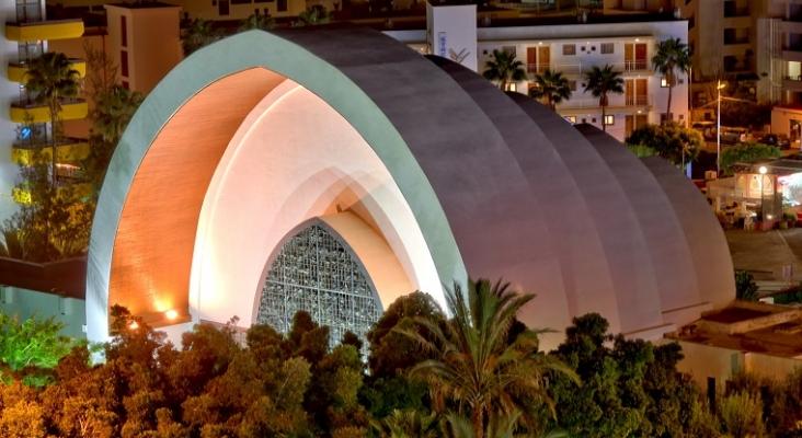 Templo Ecuménico deMaspalomas (Gran Canaria) | Foto:Kriki(CC BY 3.0)