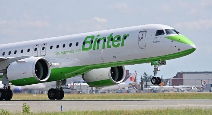 Binter vende su filial en Cabo Verde y dejará de operar en el país africano