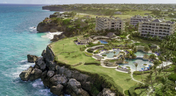 Abre en Barbados el primer laboratorio Covid dentro de un hotel del Caribe | Foto: Crane Resort