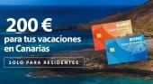 130.000 inscritos para obtener uno de los 50.000 bonos turísticos que sortea Canarias