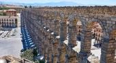 ¿Cuál es el monumento o atractivo turístico más popular de tu provincia? | En la imagen, el Acueducto de Segovia