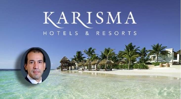 Karisma Hotels ficha a un veterano de Meliá como vicepresidente de Operaciones