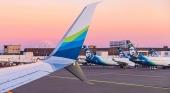 Alaska Airlines pide a sus administrativos que transporten equipaje ante la falta de personal | Foto: Alaska Airlines
