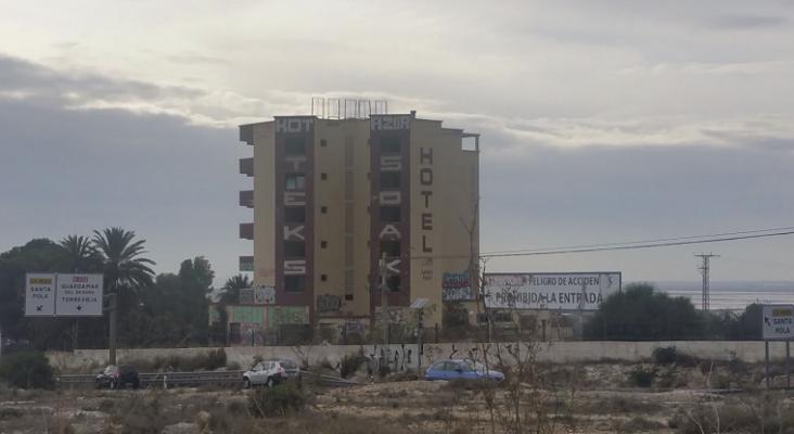 Se vende en Wallapop un hotel de Santa Pola (Alicante) por 4 millones de euros | Foto: Bolunga Sheron