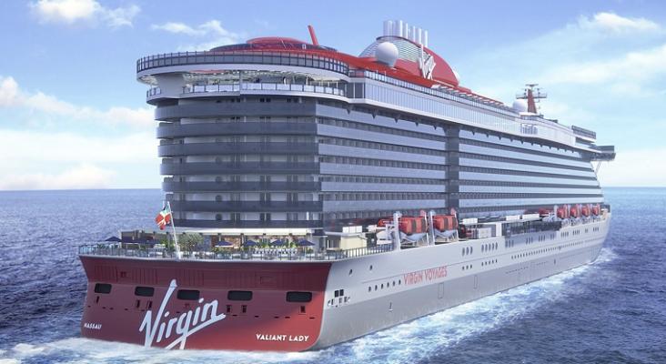 El nuevo crucero de la naviera de Richard Branson debutará en Canarias