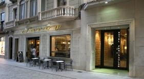 Cataluña alquila cinco hoteles para aislar a turistas contagiados o personas en cuarentena | Foto: Hotel Peninsular (Girona)