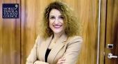 Maribel Rodríguez, vicepresidenta en el WTTC