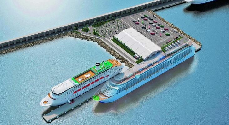 El nuevo muelle de cruceros de Tarragona estará operativo en septiembre|Foto: Port de Tarragona