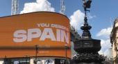 Turespaña activa su campaña 'You deserve Spain' en pleno corazón de Londres (Reino Unido)