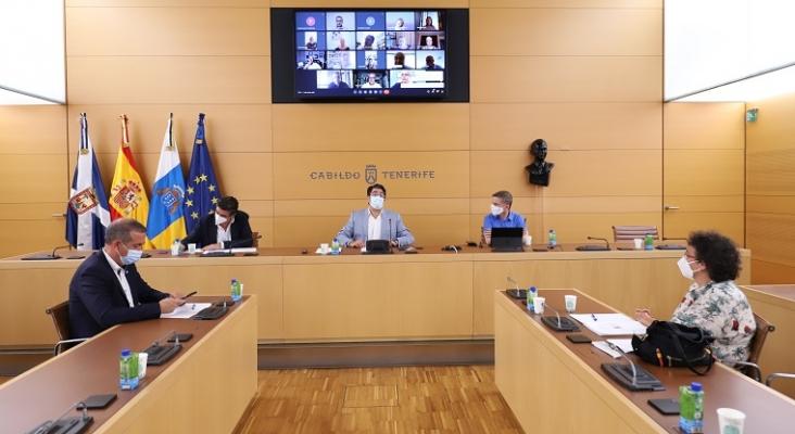 El Cabildo de Tenerife se hará cargo de los turistas contagiados que se alojen en viviendas