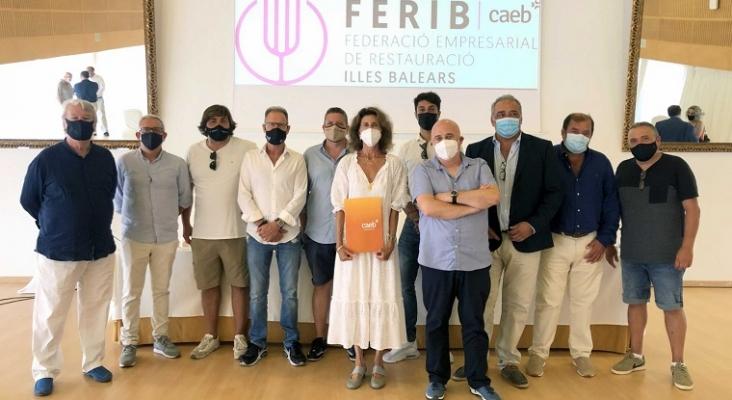 Nace una nueva federación empresarial para representar a la restauración de Baleares, FERIB