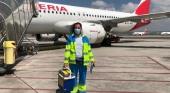El Grupo Iberia transportó 88 órganos en sus vuelos comerciales durante 2020